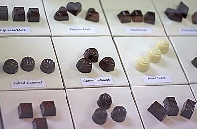Coco Delice chocolates
