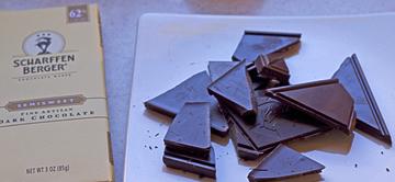 scharffen berger chocolate
