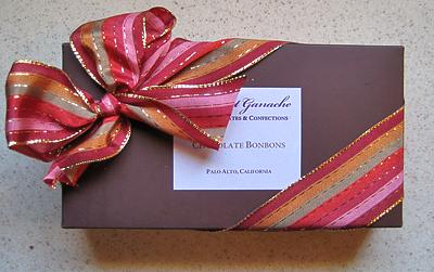 Gateau et Ganache box