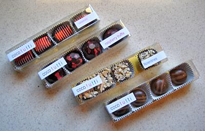 Coco Tutti chocolates