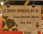ACKC chocoholics Line