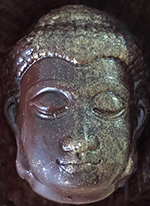 Jade Chocolates' Buddha Head