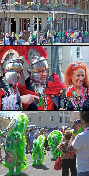 NOLA parades