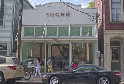 Sucre building
