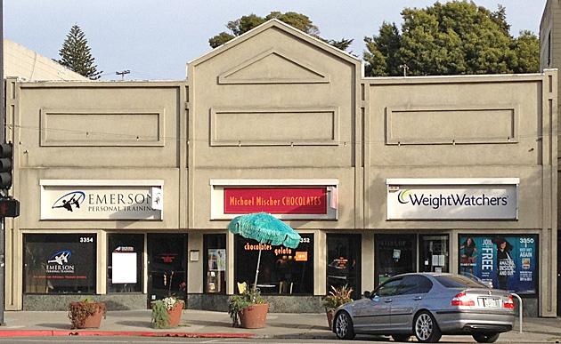 Michael Mischer store front