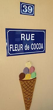 Rue Fleur de Cocoa