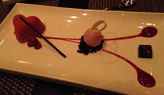 raspberry affair