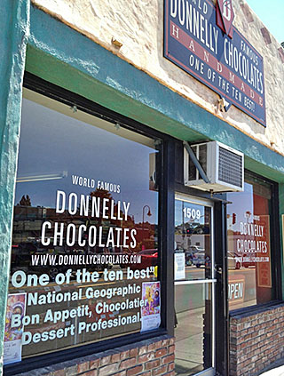 donnelly store front