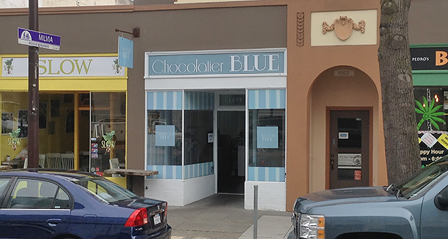 Chocolatier Blue University