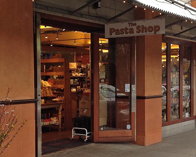 Pasta Shop College