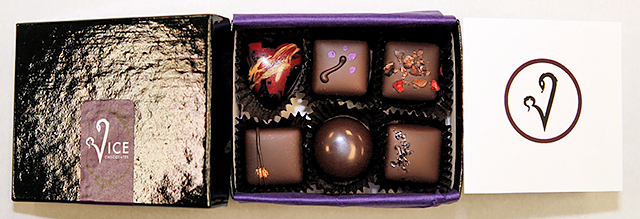 Vice Chocolates Box