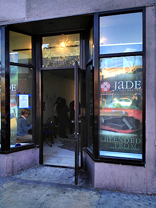 Jade Chocolates' exterior