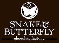 Snake Butterfly Logo