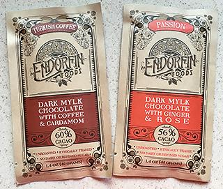 Endorfin bars