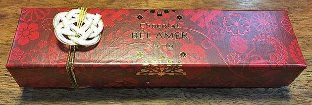 Chocolat Bel Amer Package