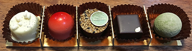 Chocolat Bel Amer Truffles