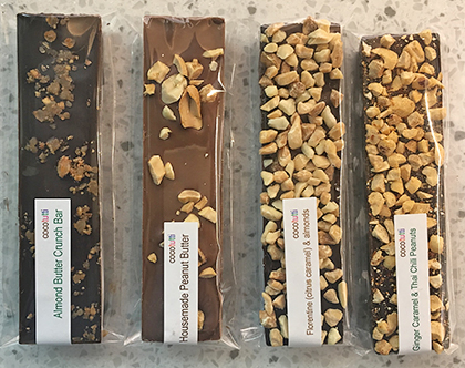 CocoTutti Nut bars