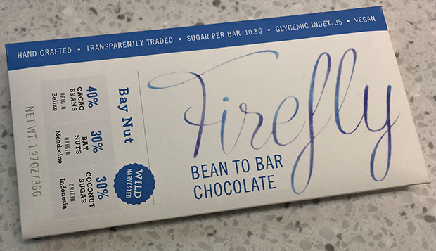 Firefly Bay Nut bar