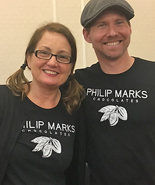 lynn and kevin of Philip Marks