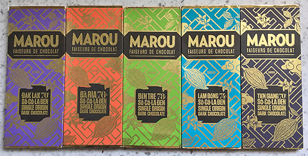 Marou Sampler Pack