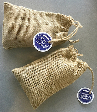Dallas Caramel Co Bags