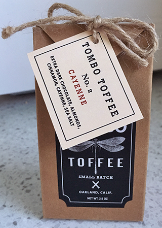 Tombo Cayenne toffee
