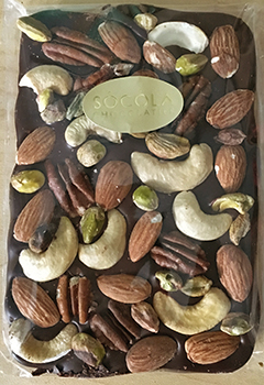 Socola Nut Bar
