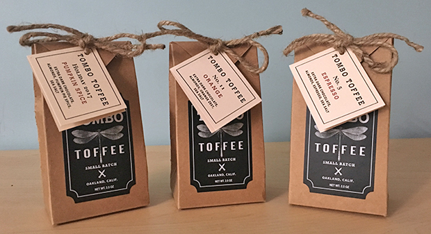 Tombo packaging