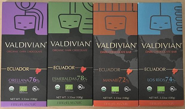 Valdivian 4 bars
