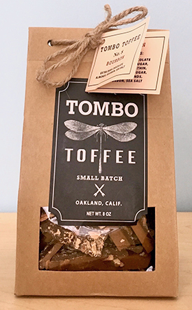Tombo Bourbon Toffee