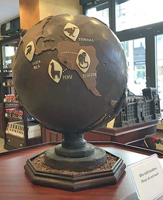Rausch globe