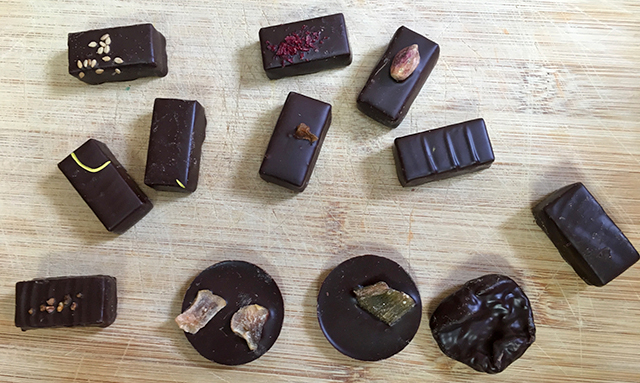 Laurent Gerbaud chocolates