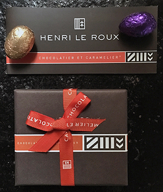 Henri Le Roux package