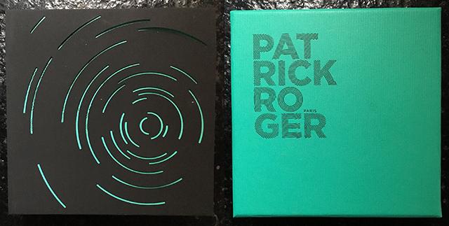 Patrick Roger package art