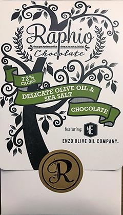 Raphio Olive Oil Sea Salt