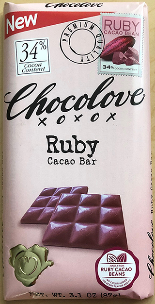 Chocolove Wrapper