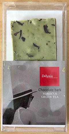 Delysia Hibiscus Green Tea