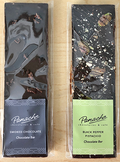 Panache Chocolatier Bars