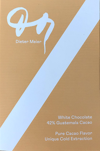 Dieter Meier White Bar