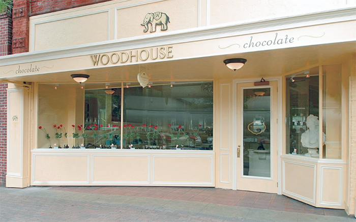 Woodhouse Exterior