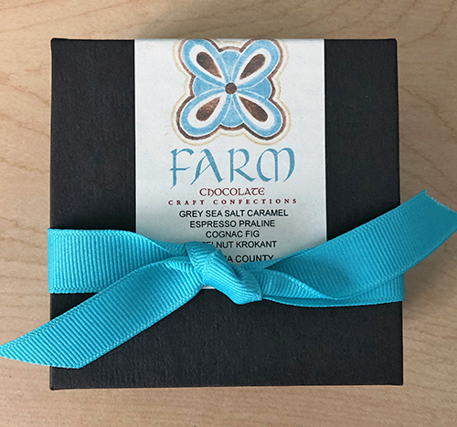 Farm Chocolate Box