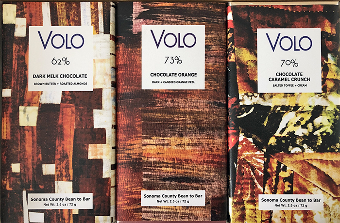 Volo chocolate bars
