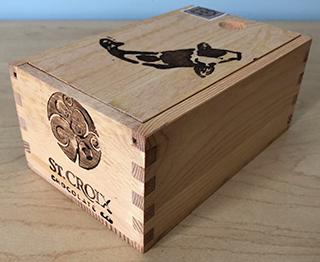 St Croix Koi Box