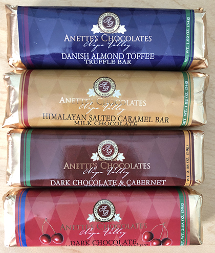 Anettes filled bars