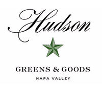 Hudson Greens and Goods logo