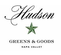 Hudson Greens and Goods logo