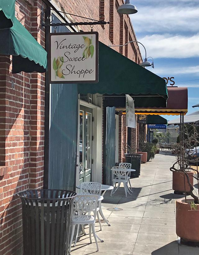 Vintage Sweet Shoppe exterior