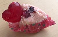 Coconut Rose truffle