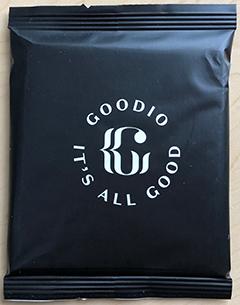 Goodio slogan