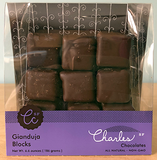 Gianduja Blocks pack